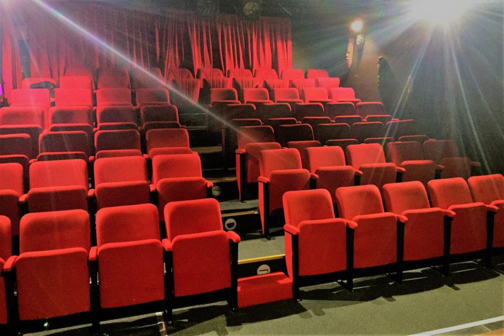 Théâtre 2000 - la salle de spectacle